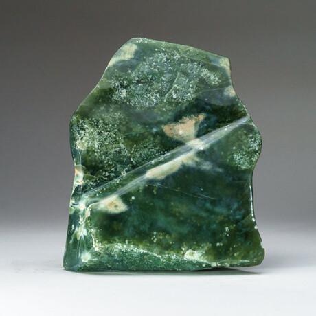 Genuine Polished Jade Freeform