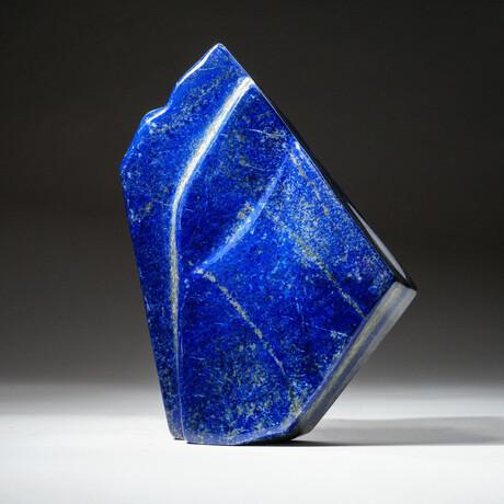 Genuine Polished Lapis Lazuli Freeform // V1