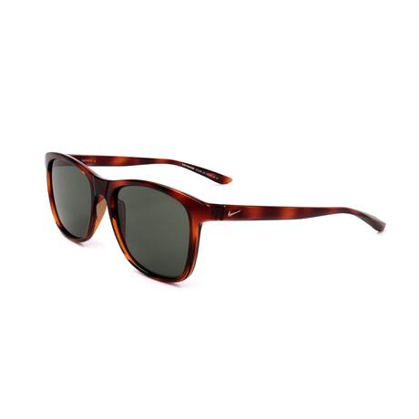 Nike // Men's Passage Sunglasses // Tortoise + Green