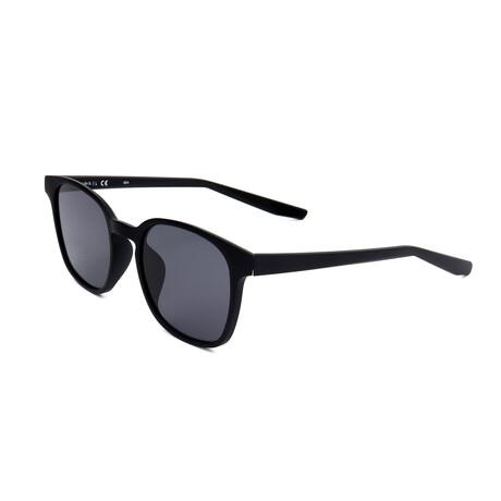 Nike // Men's Session Sunglasses // Matte Black + Dark Gray