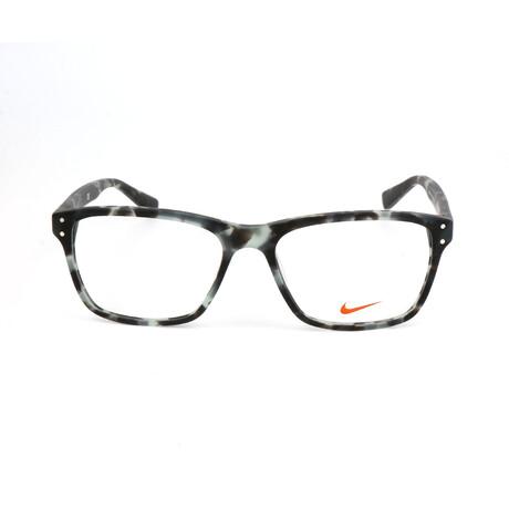 Nike // Men's 7241 Optical Frames // Gray Tortoise