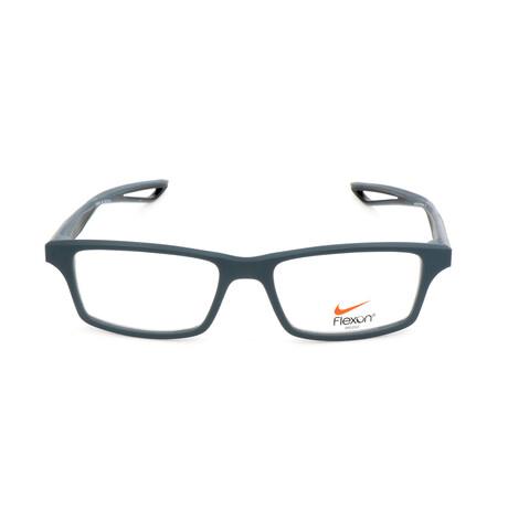 Nike // Men's 4281 Optical Frames // Dark Magnet Gray