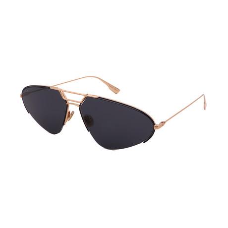 Men's STELLAIRE-5 Sunglasses // Rose Gold