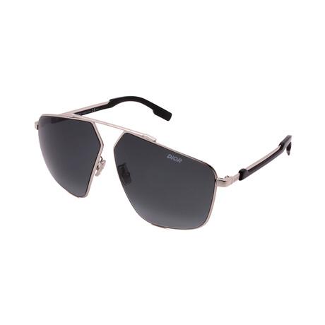 Men's STREET-1 Aviator Sunglasses // Palladium