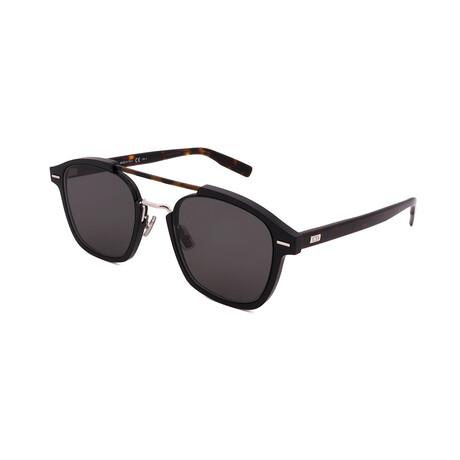 Men's AL-13.13-WR7 Pilot Sunglasses // Black + Havana