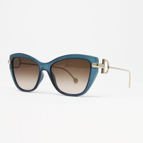 Women's SF928S Sunglasses // Blue Navy