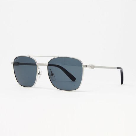 Men's SF158S Sunglasses // Silver