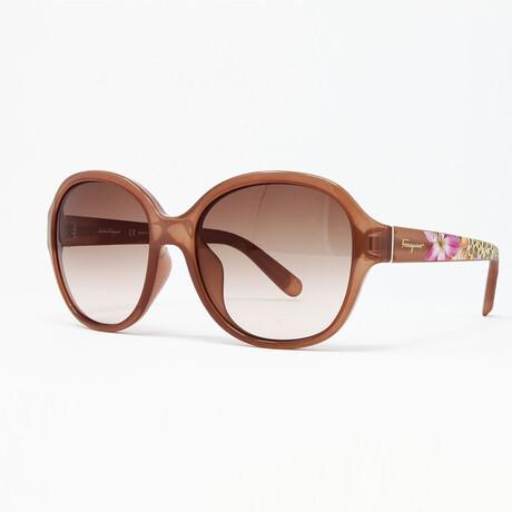 Women's SF871SA Sunglasses // Antique Rose