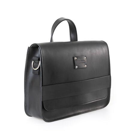 Messenger Bag // Black
