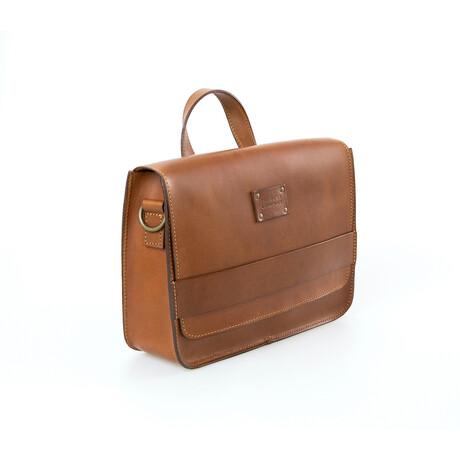 Messenger Bag // Brown