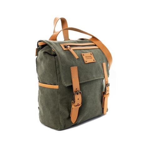 Backpack // Green