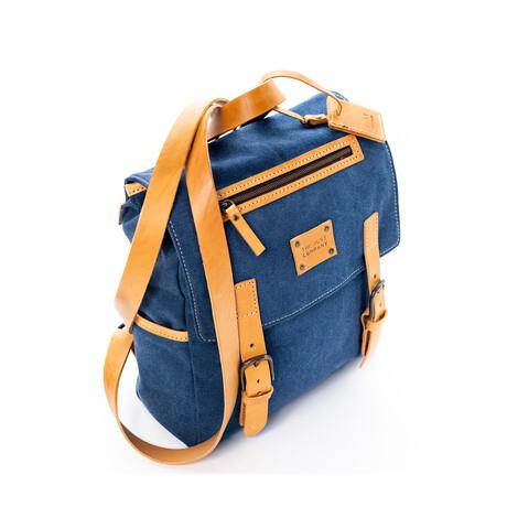 Backpack // Blue