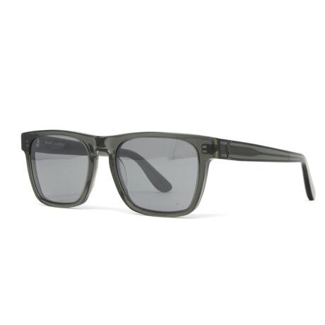 Yves Saint Laurent // Men's SL131 Sunglasses // Blue