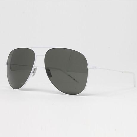 Yves Saint Laurent // Men's Classic 11 Sunglasses  // White