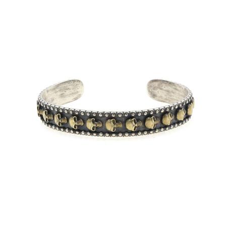 Fortina Bracelet // Silver
