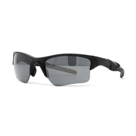 Oakley// Men's Half Jacket OO9154 Sunglasses // Matte Black
