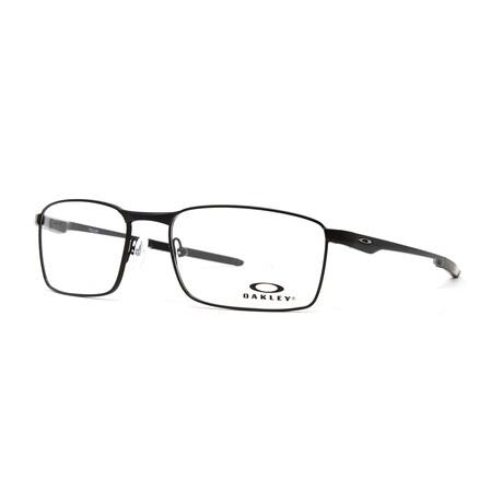 Men's Fuller OX3227 Optical Frames // Satin Black
