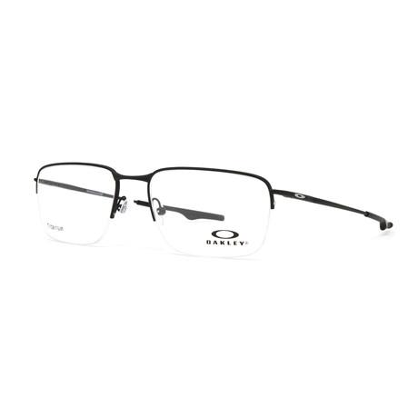 Men's Wingback OX5148 Optical Frames // Satin Black