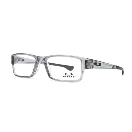 Oakley // Men's Airdrop OX8046 Optical Frames // Gray Shadow