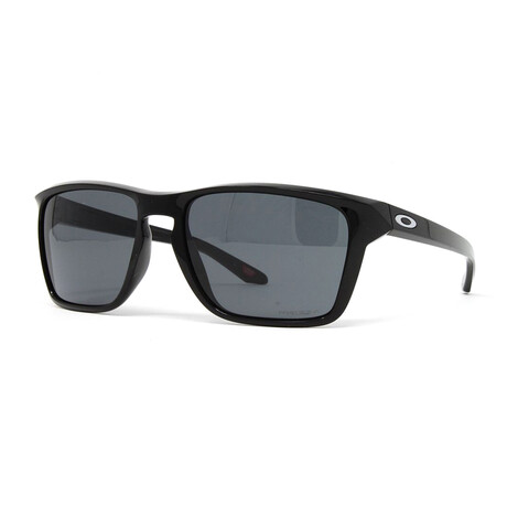 Oakley // Men's Sylas OO9448 Sunglasses // Polished Black