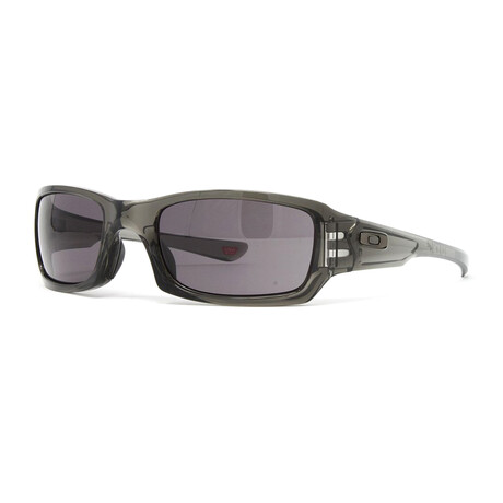 Oakley // Men's Fives Squared OO9238 Sunglasses // Polished Black