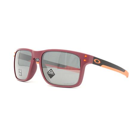 Oakley // Men's Hollbrook Mix OO9384 Sunglasses // Matte Vampirella