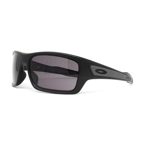 Oakley // Men's Turbine OO9263 Sunglasses // Matte Black