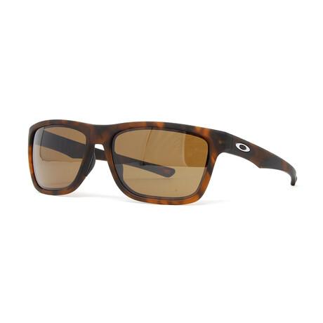 Oakley // Men's Holston OO9334 Sunglasses // Matte Brown