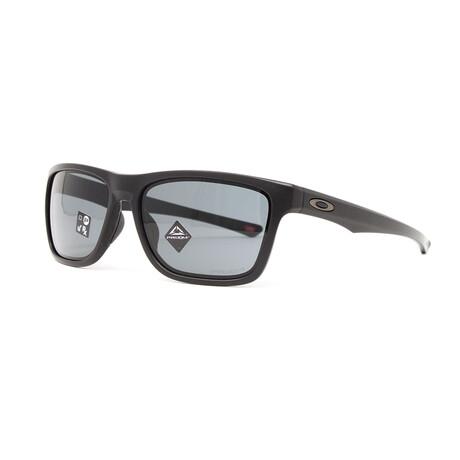 Oakley // Men's Holston OO9334 Sunglasses // Matte Black