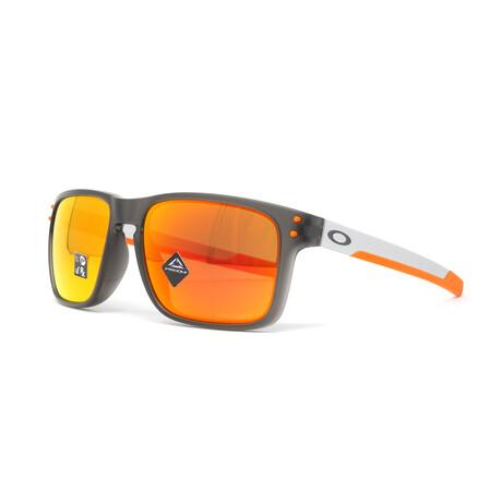 Oakley // Men's Hollbrook Mix OO9384 Sunglasses // Matte Gray
