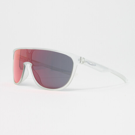 Oakley // Men's Trillbe OO9318 Sunglasses // Matte Clear