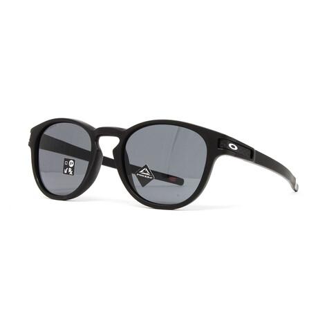 Oakley // Men's Latch (A) OO9349 Sunglasses // Matte Black