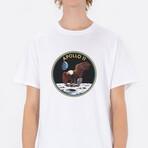Apollo 11 Eagle T-Shirt // White (Small)