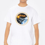 Skylab USA T-Shirt // White (Small)
