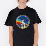 Rocket T-Shirt // Black (Small)