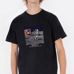Apollo 11 First Moon Landing T-Shirt // Black (Small)