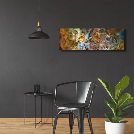 """Carina Nebula (12""""H x 36""""W x 0.2""""D)"""