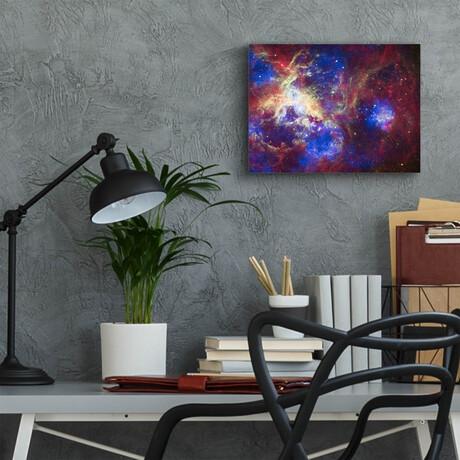 """Tarantula Nebula (12""""H x 16""""W x 0.13""""D)"""