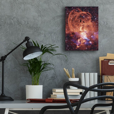 "NGC 3576 Nebula (16""H x 12""W x 0.13""D)"