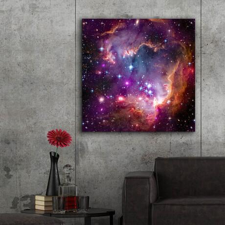 """Magellanic Cloud (12""""H x 12""""W x 0.13""""D)"""