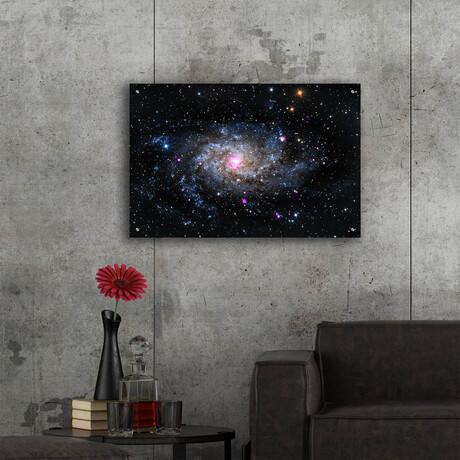 """Messier 33 (12""""H x 16""""W x 0.13""""D)"""