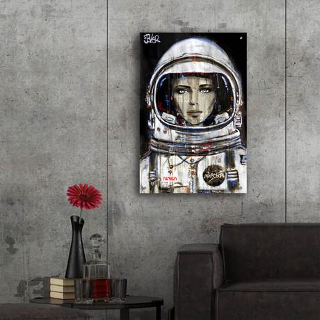 "Cosmos (16""H x 12""W x 0.13""D)"