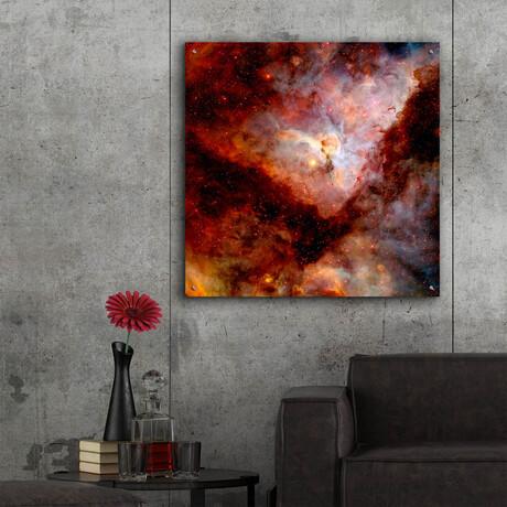 "Dark Nebulae (12""H x 12""W x 0.13""D)"