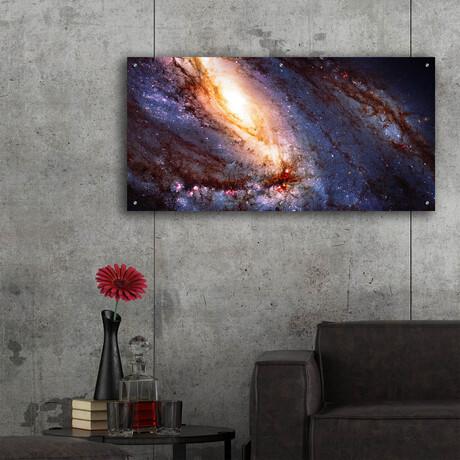"""Messier 66 (12""""H x 16""""W x 0.13""""D)"""