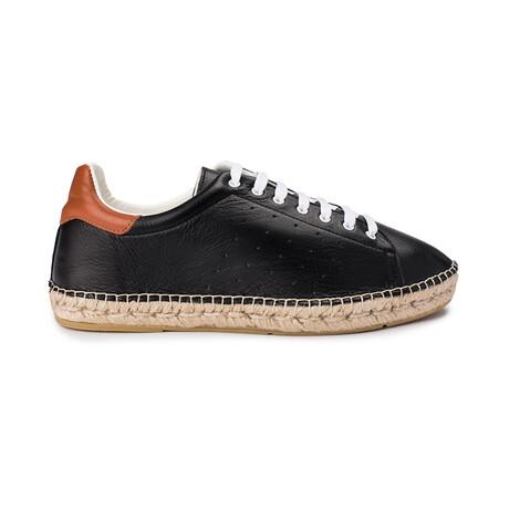 Bichat Sneaker // Black (Men's EU Size 42)
