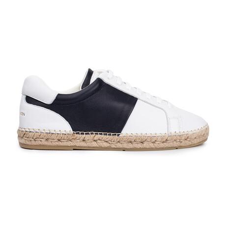 Louisa HSS20 Sneaker // Blue + White (Men's EU Size 41)