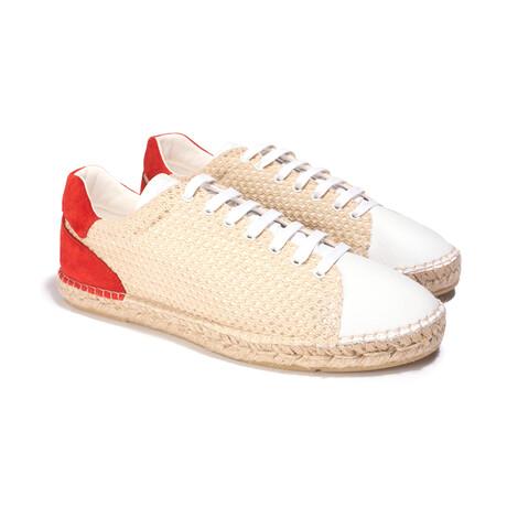 Bichat Beach SS20 Sneaker // Beige (Men's EU Size 41)