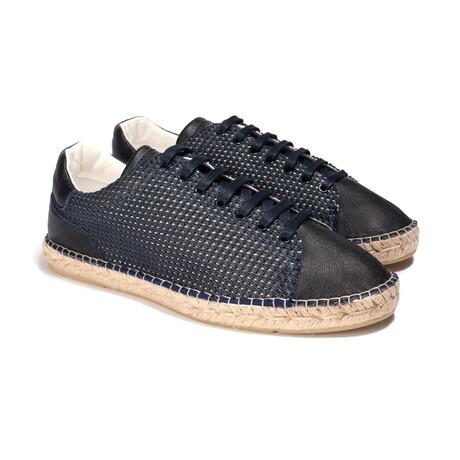 Bichat Beach SS20 Sneaker // Marine (Men's EU Size 41)