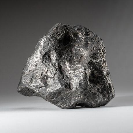 Genuine Natural Campo del Cielo Meteorite // 6 lb