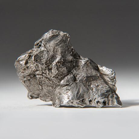 Genuine Natural Sikhote-Alin Meteorite + Display Box // 53 g // V2
